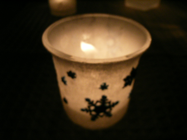 candle night 2006 winter